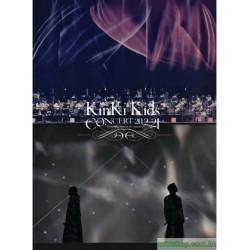 [台壓版]KinKi Kids CONCERT 20.2.21 -Everything happens for a reason-  DVD