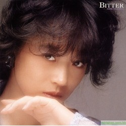 中森明菜 	BITTER AND SWEET黑膠唱片(180g重量盤)]