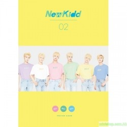 NEWKIDD02 - BOY BOY BOY (SINGLE ALBUM)