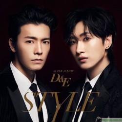 [日版]SUPERJUNIOR-D&E 「STYLE」