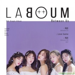 LABOUM - BETWEEN US (5TH SINGLE ALBUM)