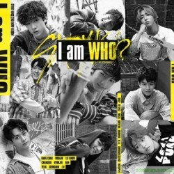 Stray Kids 스트레이 키즈 - I am WHO (2ND MINI ALBUM)