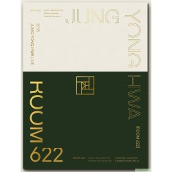 [DVD] CNBLUE : Jung Yong Hwa - 2018 JUNG YONG HWA LIVE [ROOM 622] DVD