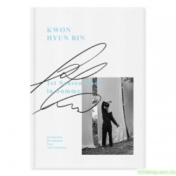 KWON HYUN BIN 權玄彬 - KWON HYUN BIN,1ST SEASON BOOK IN SUMMER)