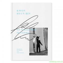 KWON HYUN BIN 權玄彬 - KWON HYUN BIN,1ST SEASON BOOK IN SUMMER)