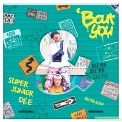 D&E - BOUT YOU  [Mini Album Vol.2 ] D&E Ver.