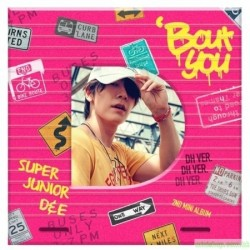 D&E - BOUT YOU  [Mini Album Vol.2 ]