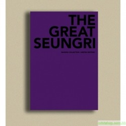 勝利 SEUNGRI  SEUNGRI FIRST SOLO ALBUM [THE GREAT SEUNGRI] MAKING COLLECTION -LIMITED EDITION-
