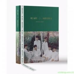 神話 SHINHWA - HEART (TWENTY SPECIAL ALBUM)  韓版