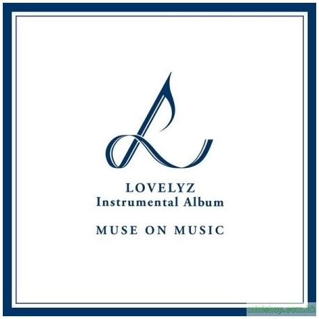 LOVELYZ - MUSE ON MUSIC (INSTRUMENTAL ALBUM)