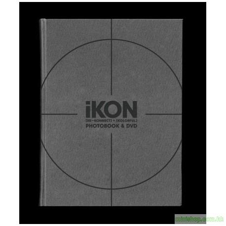 IKON - IKON 2018 PRIVATE STAGE PHOTOBOOK & DVD