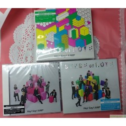 Hey! Say! JUMP SENSE or LOVE 日版