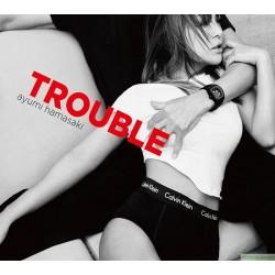 浜崎あゆみ TROUBLE【初回生産限定盤★ジャケB】(CD+Blu-ray+グッズ+スマプラ)
