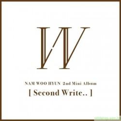 南優賢 (NAM WOO HYUN - SECOND WRITE.. (2ND MINI ALBUM)