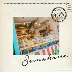 100 PERCENT - SUNSHINE (5TH MINI ALBUM)