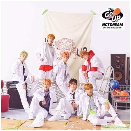 NCT DREAM (엔시티 드림) - WE GO UP (2ND MINI ALBUM)