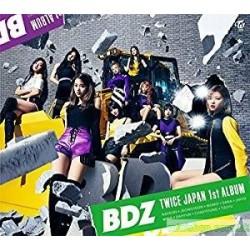 JAPAN 1st ALBUM 『BDZ』