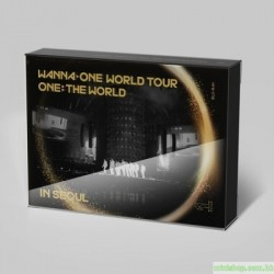 WANNA ONE - WANNA ONE WORLD TOUR BLU-Ray 韓版