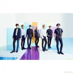 [UMS限定]BTS 防彈少年團 Bird/FAKE LOVE/Airplane pt.2 日版