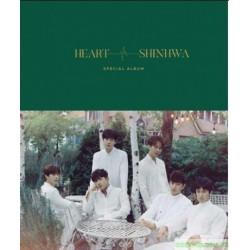 [台版] 神話 SHINHWA 二十週年特別專輯HEART