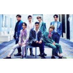 SUPER JUNIOR NEW SINGLE「One More Time」日版