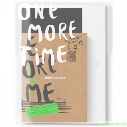 [通常版]SUPER JUNIOR - ONE MORE TIME (SPECIAL MINI ALBUM)
