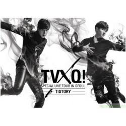 """東方神起 TVXQ! SPECIAL LIVE TOUR """"T1ST0RY"""" IN SEOUL 2DVD台壓版 / 繁體中文字幕版"""