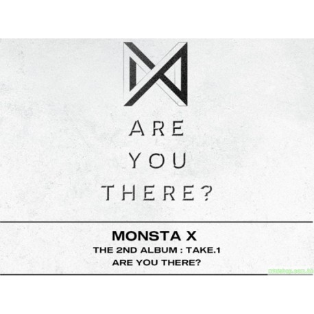MONSTA X - VOL.1 [TAKE.1  ARE YOU THERE ]