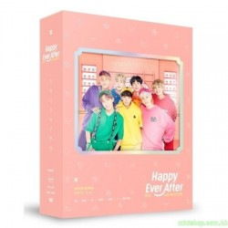 BTS 4th MUSTER [Happy Ever After] DVD 韓版