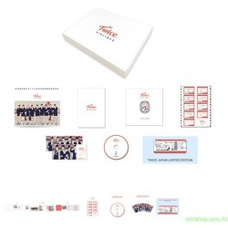 [日本會員版 ONCE JAPAN] TWICE JAPAN SEASON'S GREETINGS 2019