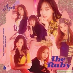 APRIL - THE RUBY (6TH MINI ALBUM)