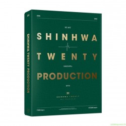 神話 SHINHWA 20th Anniversary PRODUCTION DVD