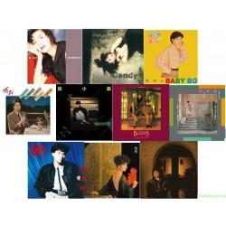 Sony Music第四批集體回憶40年回首/還寶/珍值 復刻珍藏系列