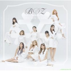 TWICE JAPAN 1st ALBUM『BDZ -Repackage-』