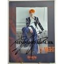 簽名版 金東漢 KIM DONG HAN - D-NIGHT (2ND MINI ALBUM)韓版