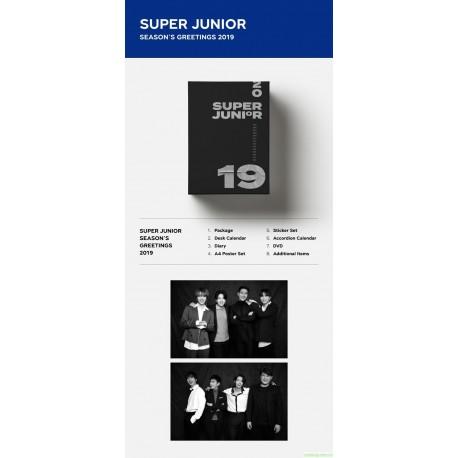Super Junior - 2019 SEASON'S GREETINGS
