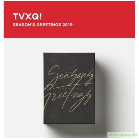 TVXQ 東方神起 - 2019 SEASON'S GREETINGS