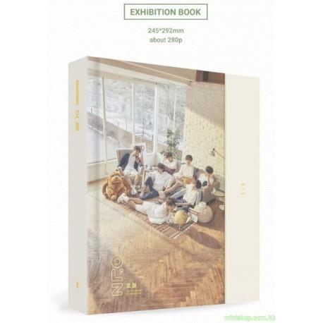 2018 BTS EXHIBITION BOOK 韓版