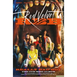 RED VELVET - RBB (5TH MINI ALBUM)韓版