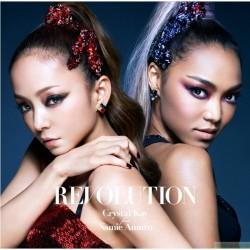 Crystal Kay feat. 安室奈美恵「REVOLUTION(初回限定盤)」CD+DVD