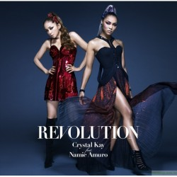 Crystal Kay feat. 安室奈美恵「REVOLUTION(通常盤)」