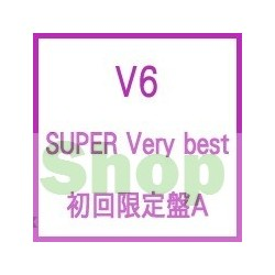 V6 SUPER Very best 日版