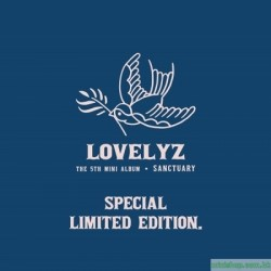 LOVELYZ - SANCTUARY (5TH MINI ALBUM) SPECIAL LIMITED EDITION