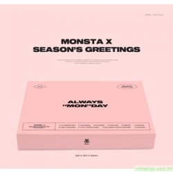 MONSTA X - 2019 MONSTA X SEASON'S GREETINGS)