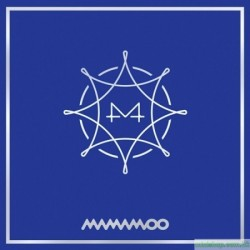 MAMAMOO - BLUE S (8TH MINI ALBUM)