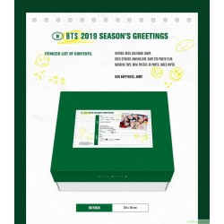 BTS - 2019 SEASON'S GREETINGS
