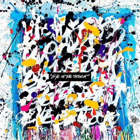 ONE OK ROCK  Eye of the Storm [初回限定盤, CD+DVD]