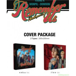 DAY6 - REMEMBER US : YOUTH PART 2 (4TH MINI ALBUM)韓版