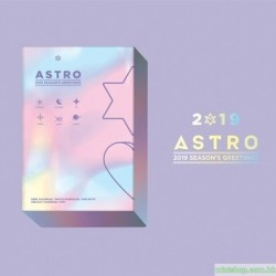 ASTRO - 2019 SEASON'S GREETINGS (HOLIDAY VER.)