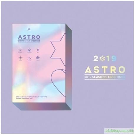 ASTRO - 2019 SEASON'S GREETINGS (HOLIDAY VER.)